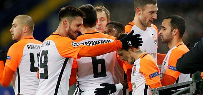 Foto: Ligue des Champions - La Belgique peut maudire le Shakhtar Donetsk