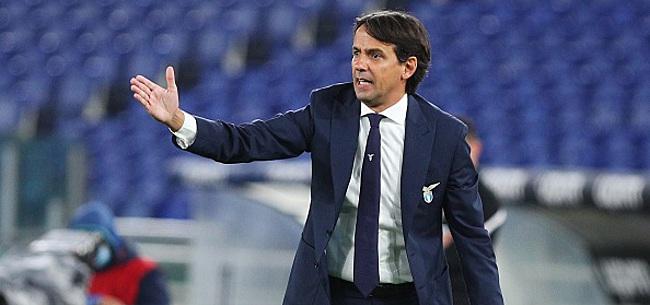 Foto: Inzaghi confiant avant d'affronter Bruges malgré une