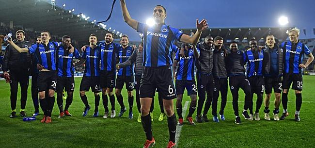 Foto: Bruges devance les top clubs belges: un transfert de haut niveau imminent