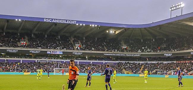 Foto: Triple champion avec Anderlecht, il fait son retour en Belgique
