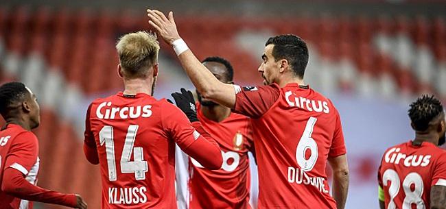 Foto: Le Standard a cinq rendez-vous avant Anderlecht
