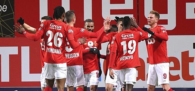 Foto: Le Standard s'impose au Mambourg et repousse Charleroi à six points