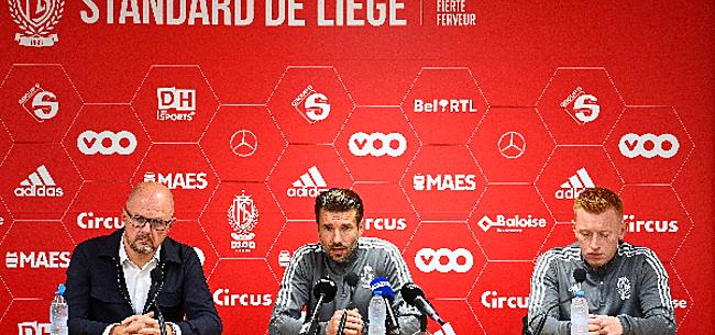 Foto: Standard: deux absents pour la réception de Louvain