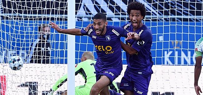 Foto: Le petit-fils d'une légende va faire ses débuts en Jupiler Pro League