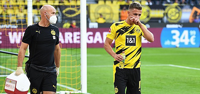 Foto: Après Eden, revoici Thorgan: penalty sur lui!