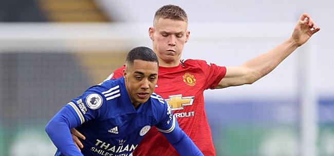 Foto: Tielemans encensé face à United: