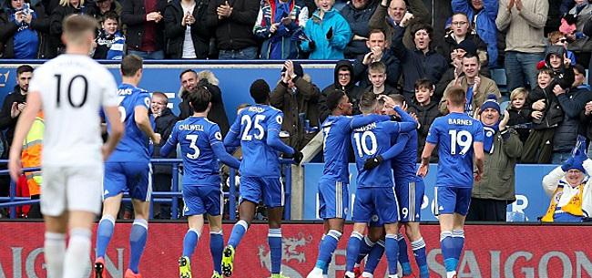 Foto: Un ancien de Leicester est libre: un bon coup pour un club belge ?