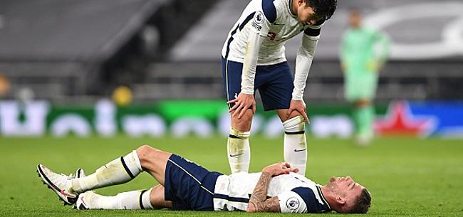 Foto: Catastrophe pour Alderweireld: Mourinho annonce une