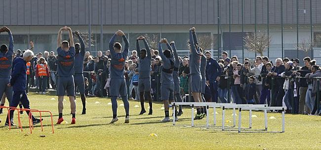 Foto: L'Espoir letton d'Anderlecht à l'essai en Norvège