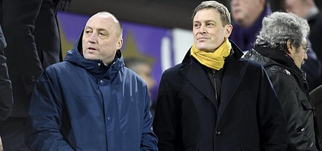 Foto: Voici comment Vandenhaute qualifie la saison d'Anderlecht