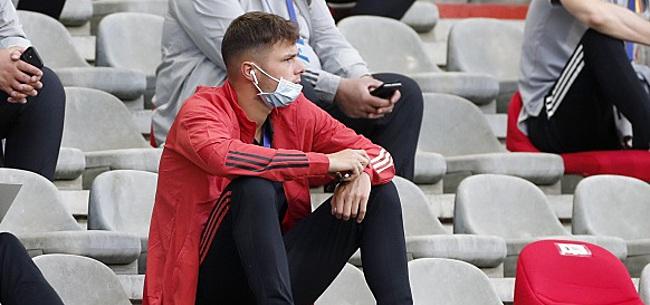 Foto: MERCATO: Tout est acté pour Vanheusden - Cobbaut peut quitter Anderlecht