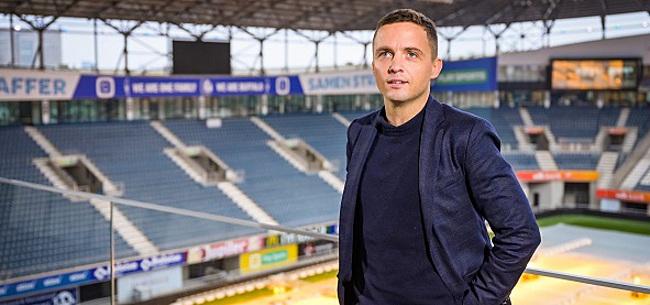 Foto: OFFICIEL - Il ne jouera pas à Anderlecht la saison prochaine