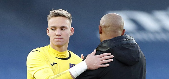 Foto: Anderlecht a choqué un ancien buteur du FC Bruges