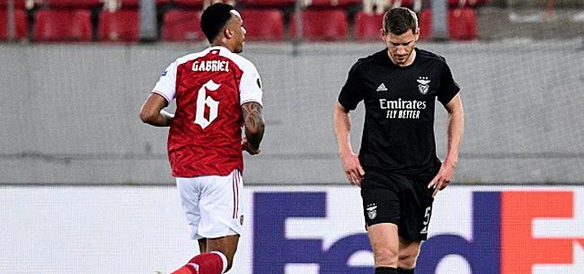 Foto: Europa League - Arsenal a eu chaud, Lille et Naples éliminés