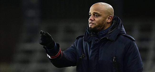 Foto: Kompany en a assez: Anderlecht va encore devoir patienter pour le voir à l'œuvre