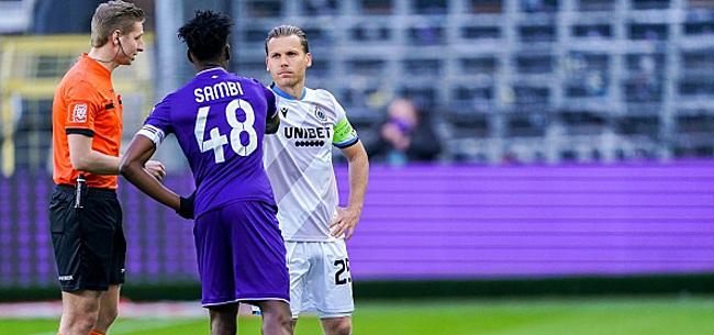 Foto: Vormer attise la haine des Anderlechtois: