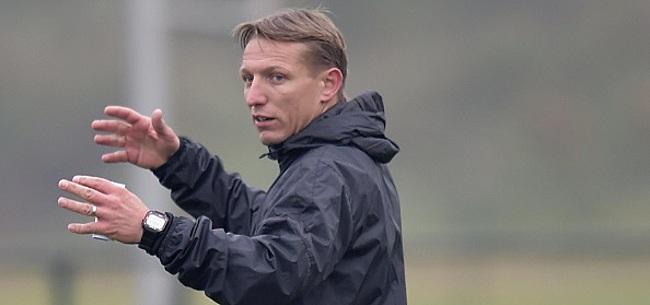 """Foto: Sonck allume un Anderlechtois: """"Mon Dieu, quelle déception !"""""""
