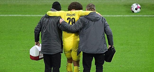 Foto: Dortmund donne des nouvelles de Witsel: tout va bien!