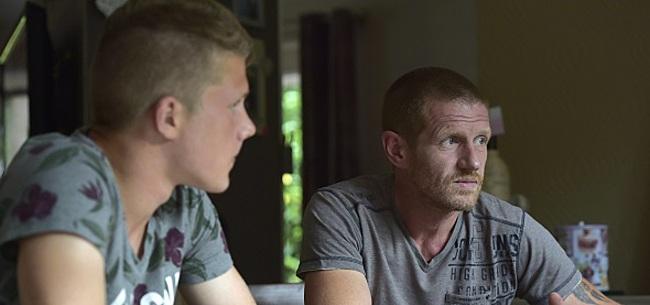 Foto: Le fils d'un ex-Diable Rouge sur le banc à l'Inter