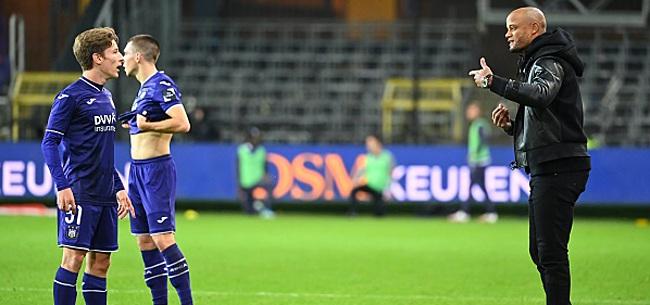 Foto: Anderlecht gaspille encore: de 2-0 à 2-2 contre OHL
