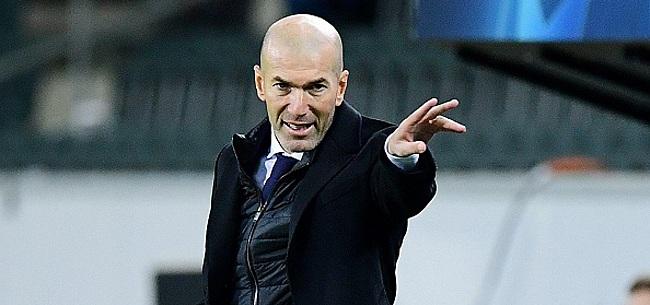 Foto: Courtois coupable? Zidane ne lui en veut pas