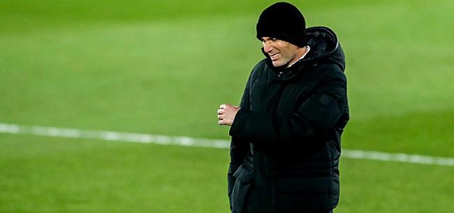 Foto: La défaite de trop pour Zidane?