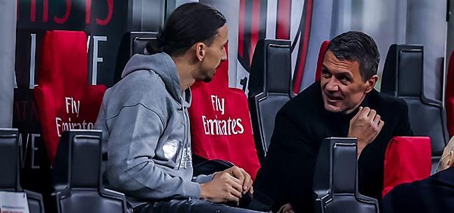 Foto: Mauvaise nouvelle pour Ibrahimovic