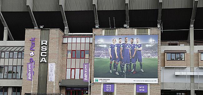 Foto: Anderlecht:  50% ont accepté
