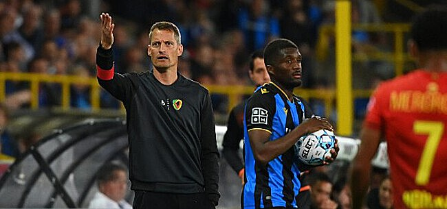 Foto: Ostende donne une chance à quatre jeunes joueurs