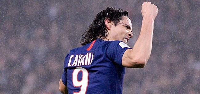 Foto: United: voilà la pénalité si Cavani n'est pas prolongé