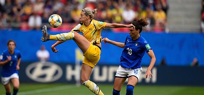 Foto: Fou : une nation interdit à ses joueuses de jouer en Italie !