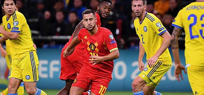 Foto: Il doute d'Eden Hazard: