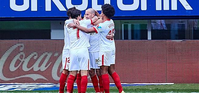 Foto: Fou! Quatre penalties en quarante minutes lors du match Séville-Salzbourg