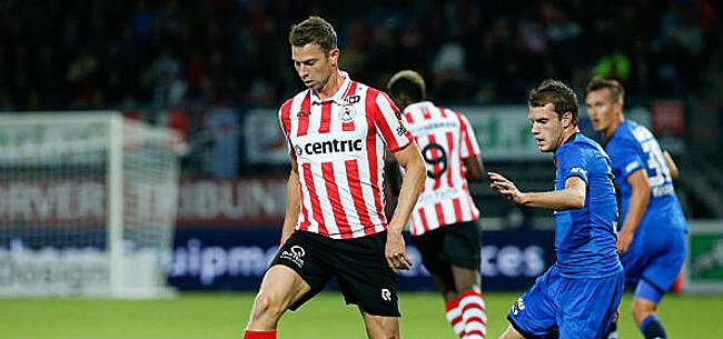 Foto: 34 buts en 33 matches pour l'ancien joueur de Zulte Waregem