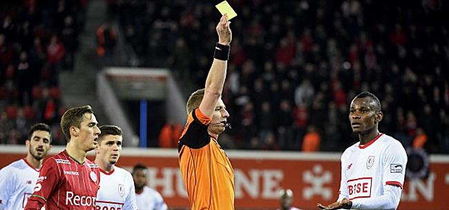 Foto: Le Standard quitte le Top 6 et perd un troisième joueur pour le Clasico